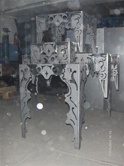 Nora Metal Metal Mobilya Aksesuar